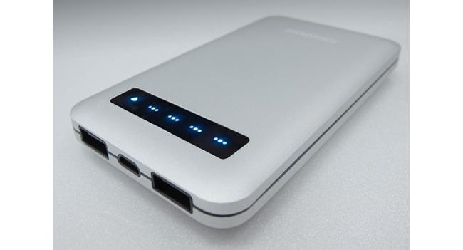 KINGMAX выпустила внешний аккумулятор для подзарядки мобильных устройств