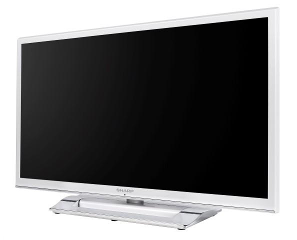 Sharp представляет в Украине телевизоры LE350