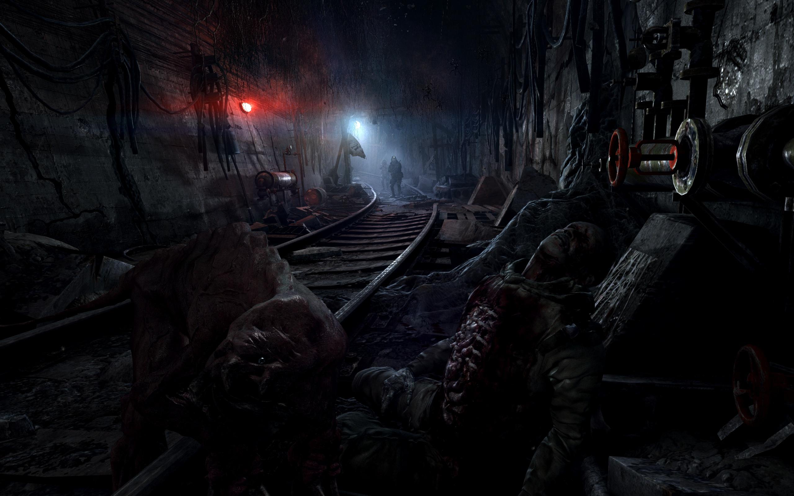 ? Metro: Last Light, Free-to-Play, ??????????? THQ ? DLC