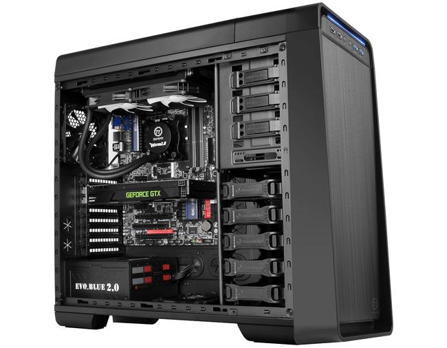 Thermaltake выпустила компьютерный корпус Urban S71 в форм-факторе Full Tower