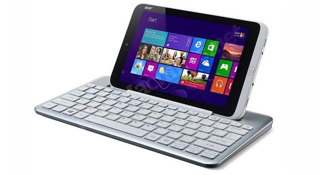 Acer работает над созданием планшета Iconia W3 с ОС Windows 8