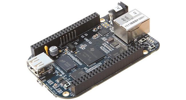 BeagleBone Black - компьютер с размерами кредитной карты и ценой $45