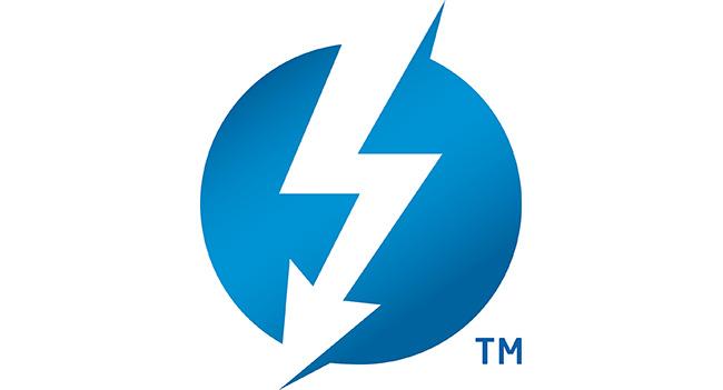 Intel анонсировала интерфейс Thunderbolt нового поколения