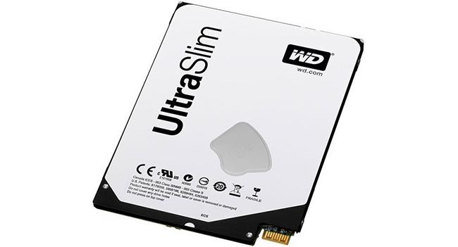 Western Digital начинает поставки 2,5-дюймовых HDD и SSHD с толщиной корпуса 5 мм