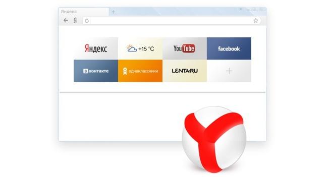 В «Яндекс.Браузере» появилась функция синхронизации данных ...