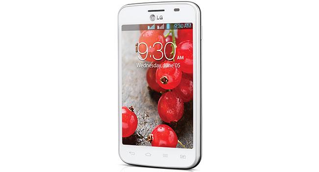 LG Optimus L4II, LG, смартфон LG, 2 sim, две симкарты,