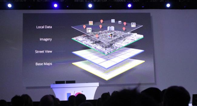 Google I/O: летом появятся новые версии мобильных приложений Google Maps