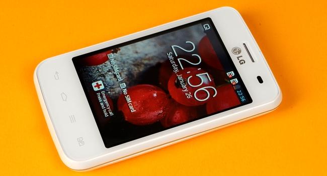 LG Optimus L3 II Dual Intro