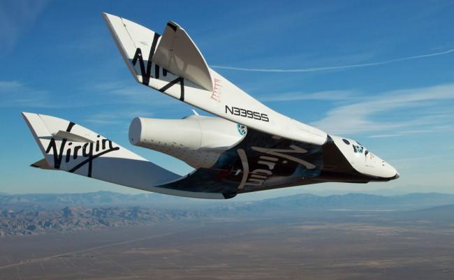 Обновленный Virgin Galactic SpaceShipTwo должен стать первым туристическим космическим кораблем, который будет возить одновременно восемь пассажиров