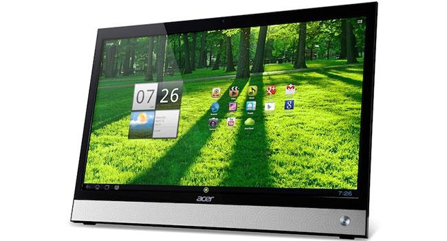 Acer BDDA22OHQL-BDH - моноблок с процессором Intel Haswell и ОС Android