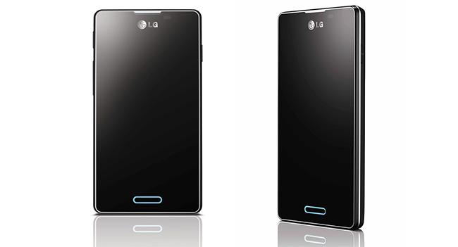 LG представляет в Украине смартфон Optimus L5II