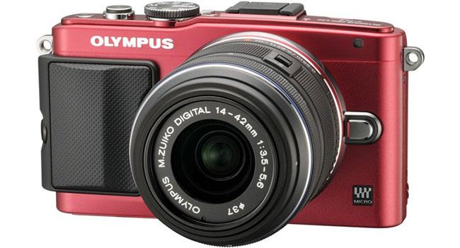 Olympus анонсировала камеру PEN Lite E-PL6 формата Micro Four Thirds