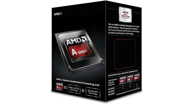 AMD представила настольные APU Richland - Elite A-Series