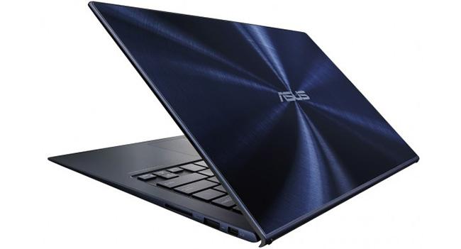 ASUS оснастила ультрабук Zenbook Infinity защитным стеклом Gorilla Glass 3