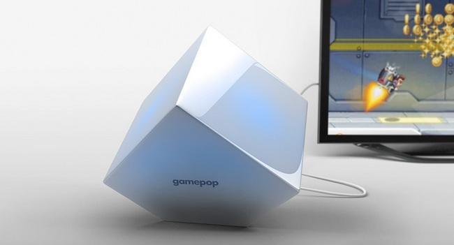 GamePop – Android-консоль с играми по подписке