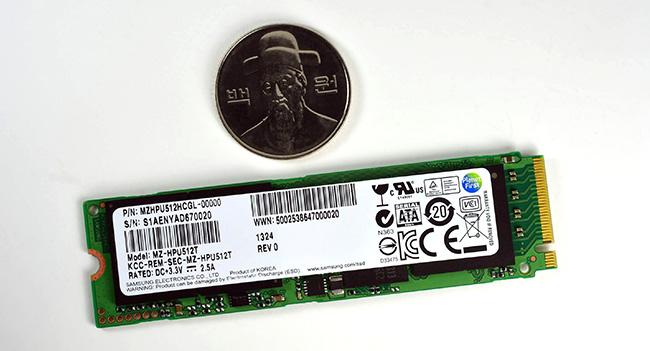 Samsung начала массовое производство компактного высокоскоростного SSD для ультрабуков