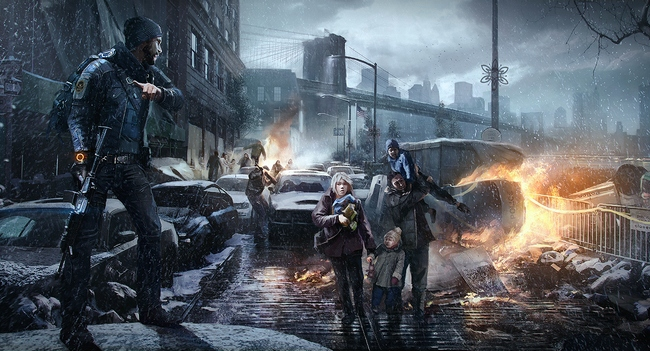 Ubisoft на E3 2013 – Watch Dogs, Assassin's Creed, The Crew, The Division