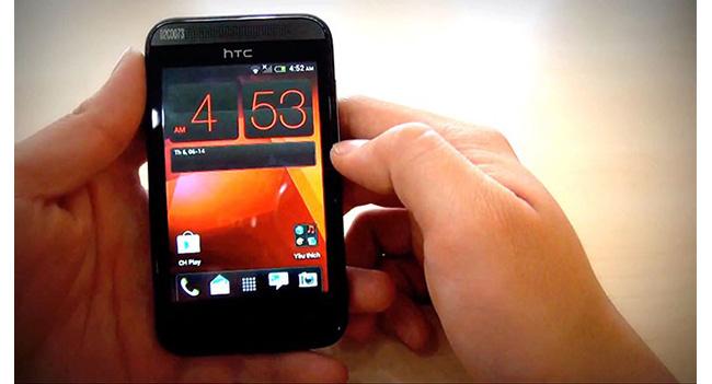 HTC готовит к выпуску смартфон начального уровня Desire 200