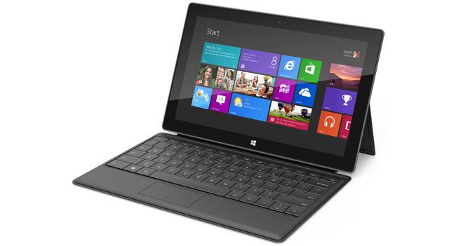 Microsoft снизила стоимость Windows RT для небольших планшетов