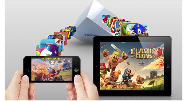 КонсольGamePop позволит запускать игры для платформы iOS