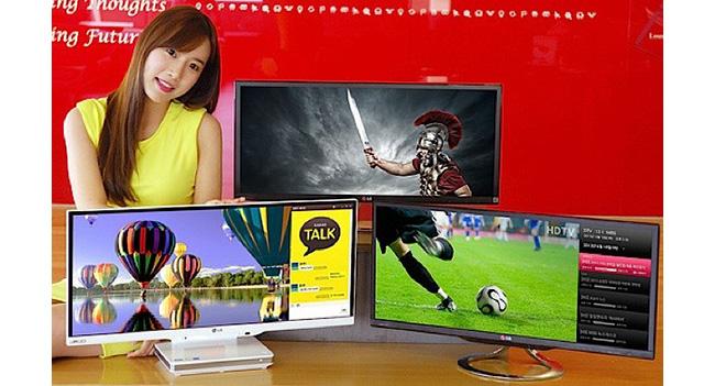 LG выпустила телевизор и моноблок на базе 29-дюймового монитора EA93