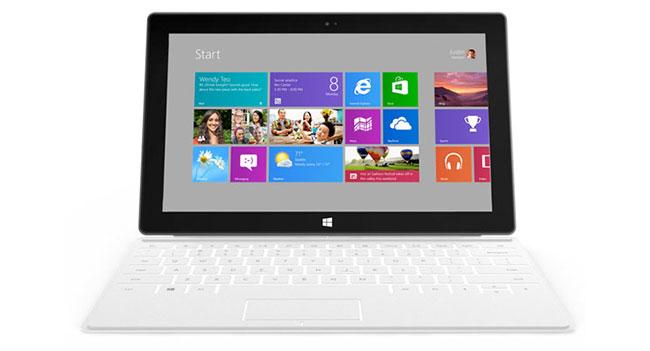Bloomberg: в некоторых версиях планшета Surface RT будут использоваться процессоры Qualcomm Snapdragon
