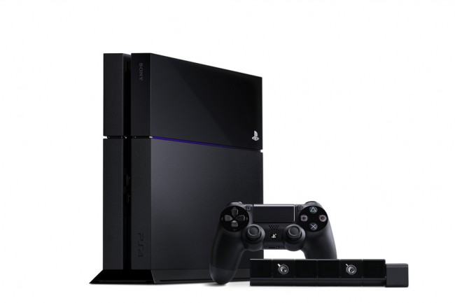 Sony наконец показала PlayStation 4