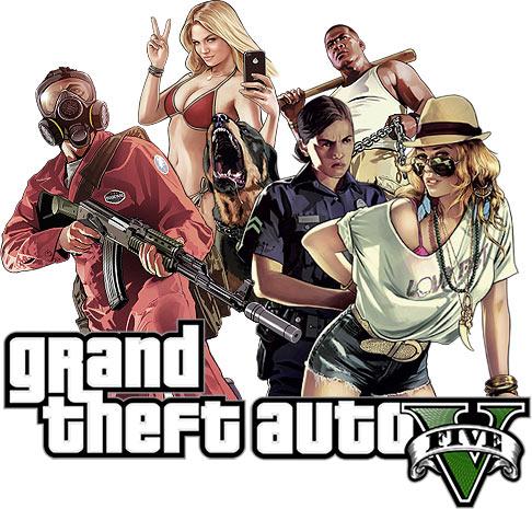 Rockstar Games продемонстрировала геймплей GTA V
