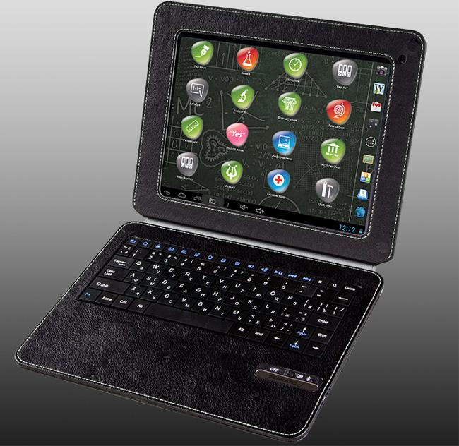 Начались продажи первого украинского школьного планшета Senkatel ZnayPad