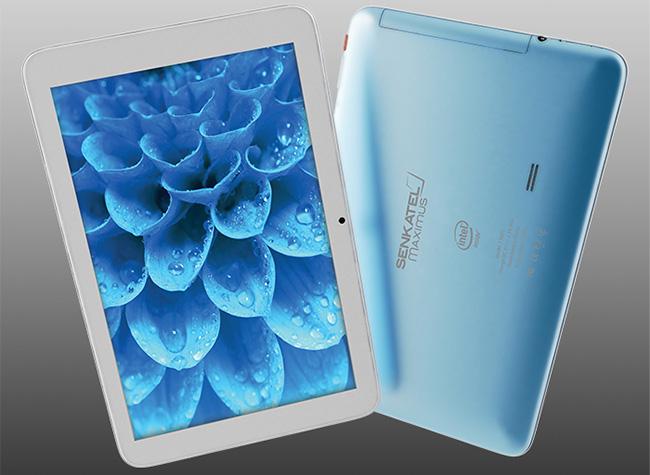 В Украине начались продажи планшета Senkatel Maximus T1001 с процессором Intel Atom