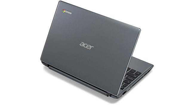 Acer начинает продажи двух новых ноутбуков Chromebook
