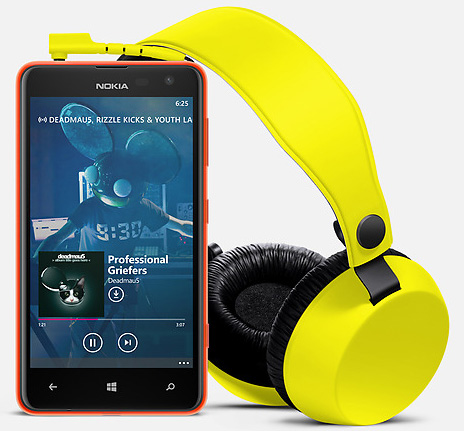 Nokia официально представила смартфон Lumia 625