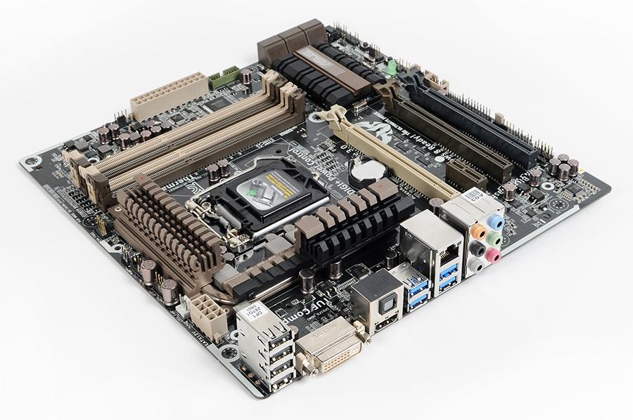 Asus GRYPHON Z97 Intel ME Drivers Mac