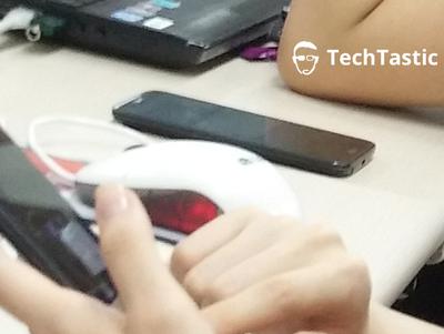 """Шпионский"" снимок с LG Optimus G2"