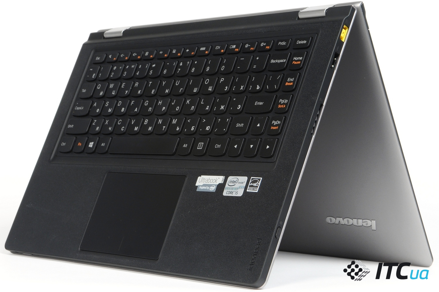 Ультрабука трансформера lenovo ideapad yoga 13