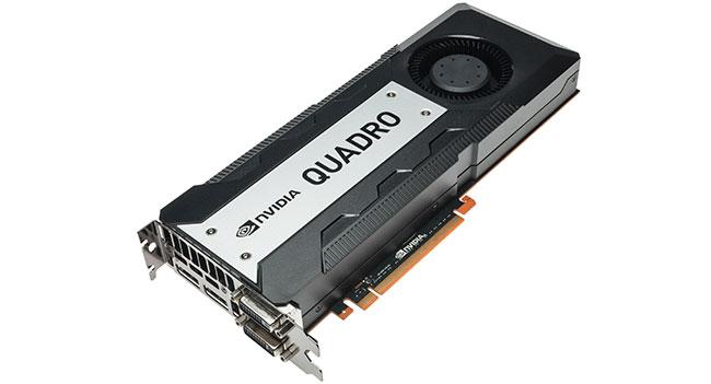 NVIDIA представляет флагманскую профессиональную видеокарту Quadro K6000