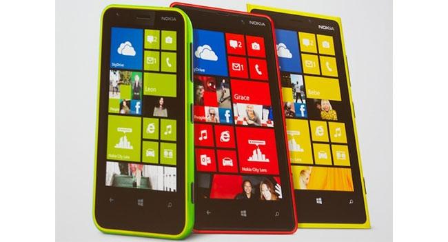 Смартфон Nokia Lumia 625 получит 4,7-дюймовый дисплей
