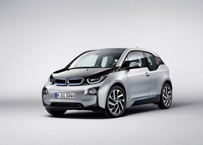 BMW официально представила свой первый электромобиль