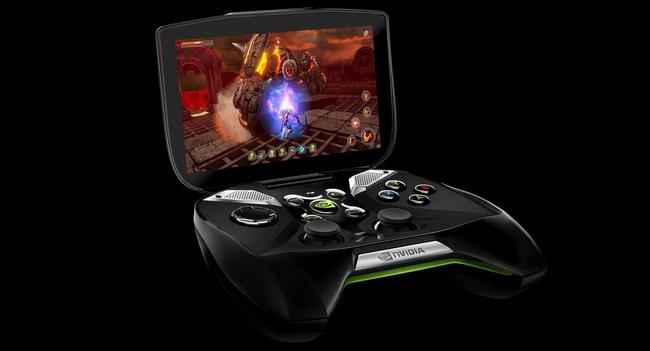 Поставки консоли NVIDIA Shield начнутся 31 июля