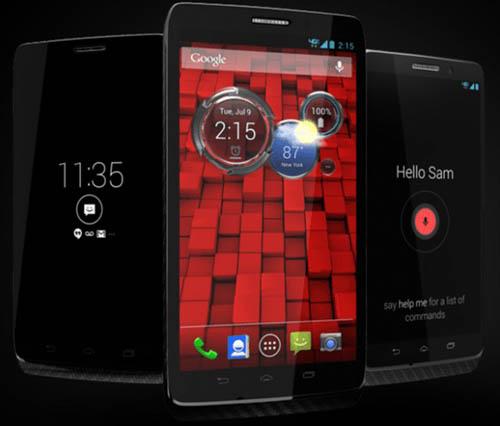 Motorola выпустила смартфоны Droid Mini, Droid Ultra и Droid Maxx