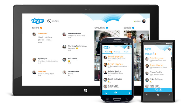Skype for android - фото 5