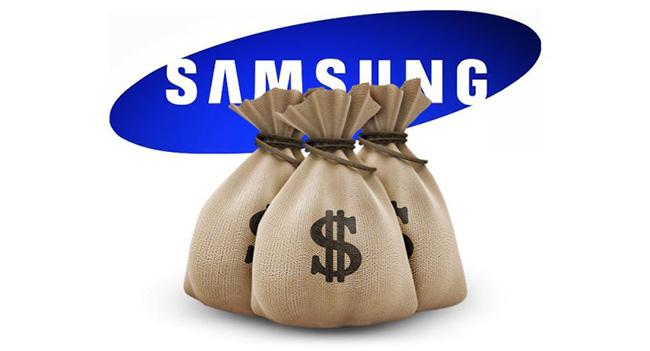 Samsung отчиталась о значительном росте прибыли