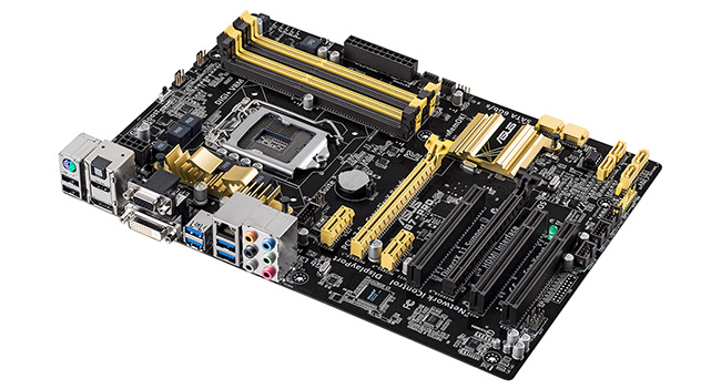 ASUS внедрила поддержку разгона процессоров Haswell в материнские платы на базе чипстов H87 и B85