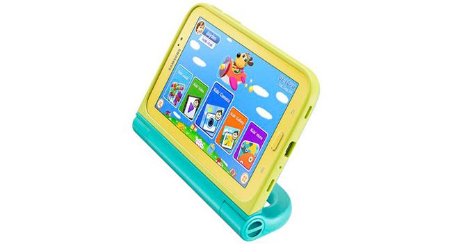 Samsung разработала планшет для детей - GALAXY Tab 3 Kids