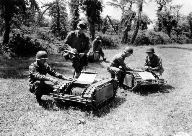 Немецкие самоходные мины «Голиаф» (Вторая мировая война)