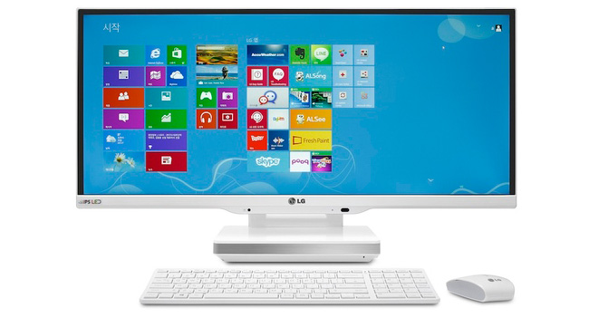 LG покажет на IFA 2013 моноблок с 29-дюймовым дисплеем 21:9