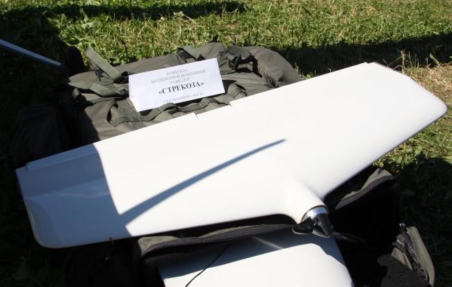 Сверхлегкий разведывательный дрон ZALA 421-08