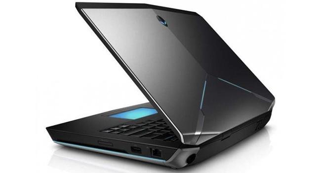 Dell представляет в Украине игровые ноутбуки Alienware