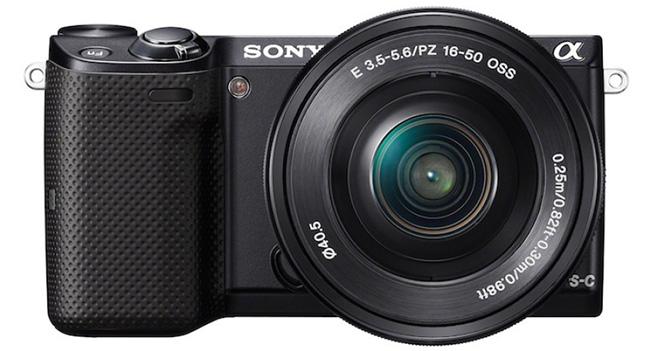 Sony представляет беззеркальную камеру NEX-5T с модулями Wi-Fi и NFC