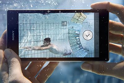 Sony представила защищенный смартфон Xperia Z1